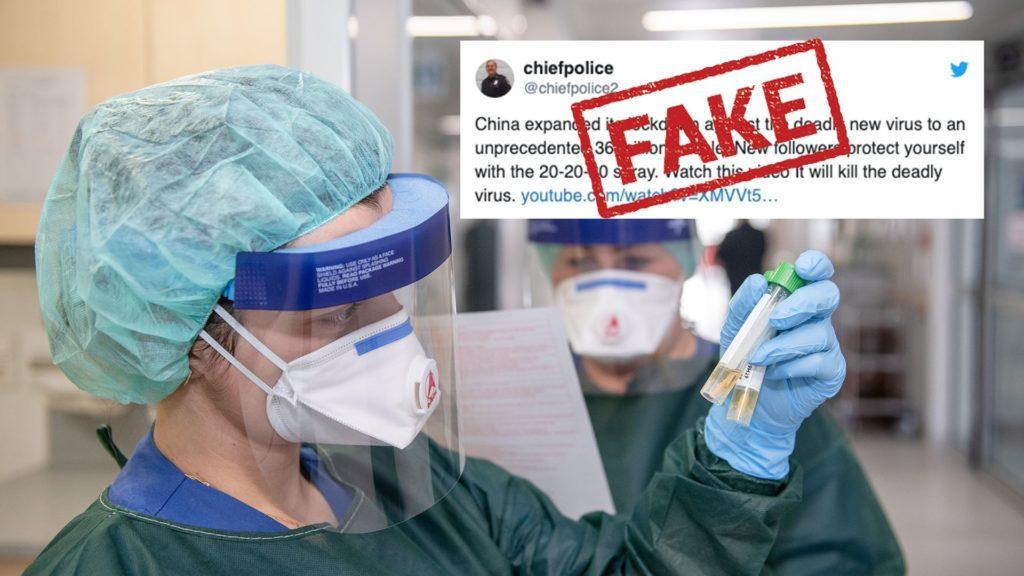 The coronavirus conspiracy: is this a bioweapon world war III?