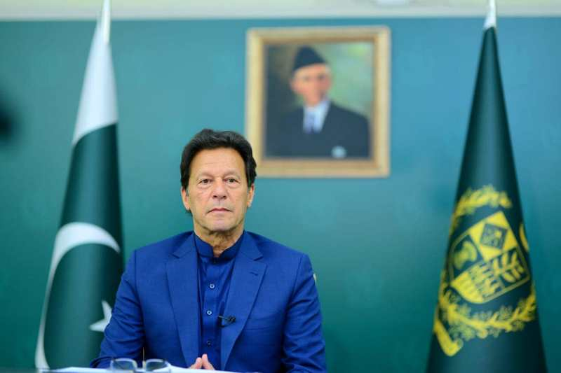 PDM won't ever have the option to win, no matter what: PM Imran Khan