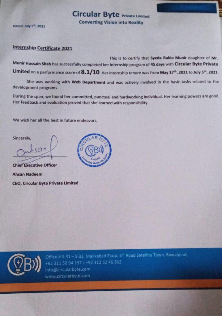 Women University Bagh Azad Jammu & Kashmir